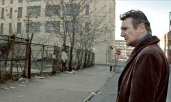Liam Neeson in A Walk Among the Tombstones.