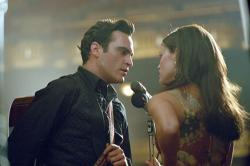 Joaquin Phoenix and Reese Witherspoon in Walk the Line.