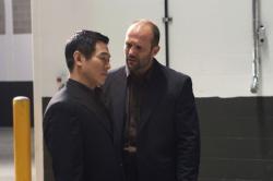 Jet Li and Jason Statham in War.