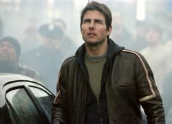 Tom Cruise in War of the Worlds.