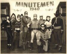 The original Watchmen.