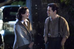 Emily Watson  and Ben Chaplin in The Water Horse: Legend of the Deep