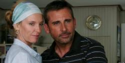 Toni Collette and Steve Carell in The Way, Way Back.