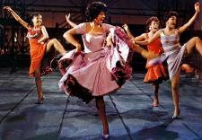 Rita Moreno dances it up in America.