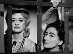 Bette Davis and Joan Crawford in What Ever Happened to Baby Jane.