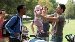 Chris Rock and Rodrigo Santoro in What to Expect When You're Expecting
