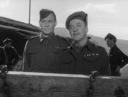 Bruce Seton and Basil Radford in Whiskey Galore!.