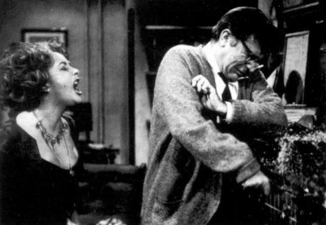 Elizabeth Taylor and Richard Burton in Who's Afraid of Virginia Woolf?