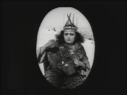 Pola Negri in The Wildcat.