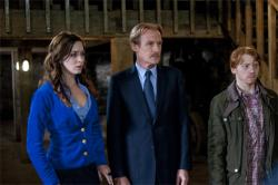Emily Blunt, Bill Nighy and Rupert Grint in Wild Target