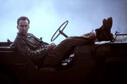 Nicolas Cage in Windtalkers.