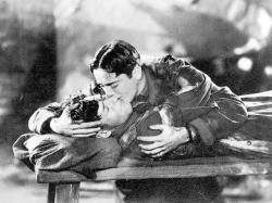 Richard Arlen and Charles Rogers in Wings