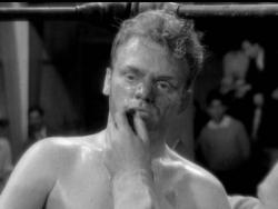 James Cagney in Winner Take All.