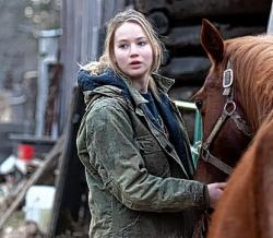 Jennifer Lawrence launches her movie career with Winter's Bone.
