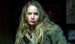Jennifer Lawrence in Winter's Bone.