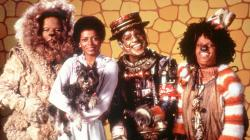 Ted Ross, Diana Ross, Nipsey Russell, Michael Jackson and Toto too in The Wiz.