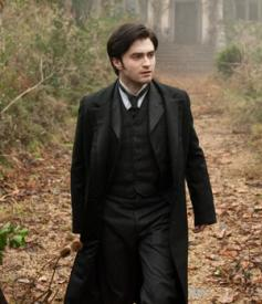 Daniel Radcliffe in The Woman in Black.