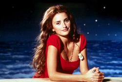 Penelope Cruz in Woman on Top.