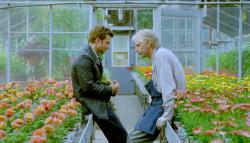 Bradley Cooper and Jeremy Irons in The Words.