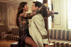Sophie Marceau and Pierce Brosnan in The World is Not Enough.