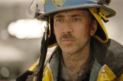 Nicolas Cage in World Trade Center.