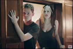 Shawn Ashmore and Anna Paquin in X-Men 2.