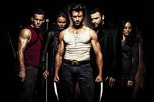 Deadpool, Gambit, Wolverine, Sabretooth and Kayla.