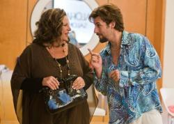 Lainie Kazan and Adam Sandler in You Don't Mess with the Zohan.
