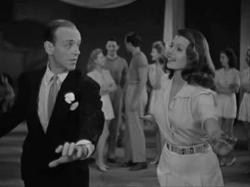 Fred Astaire and Rita Hayworth in You'll Never Get Rich.
