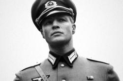 Marlon Brando in The Young Lions.