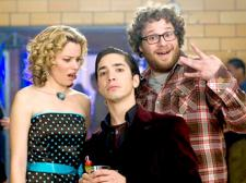 Justin Long should have gotten more screen in Zack and Miri Make a Porno.