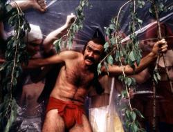 Sean Connery in Zardoz.