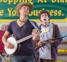 Zombieland is the most fun you are likely to have at the movies all year.