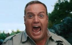Kevin James demonstrates the face moviegoers should make if someone suggests they see this film.