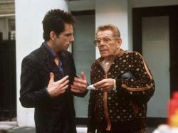Ben and Jerry Stiller in Zoolander.