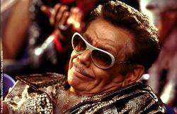 Jerry Stiller as Maury Ballstein in Zoolander.