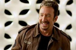 Tim Allen in Zoom.